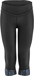 Louis Garneau - Women's Neo Power Performance Capri Cycling Knickers, Minimalist