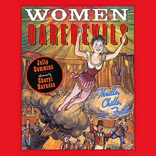 Women Daredevils cover art
