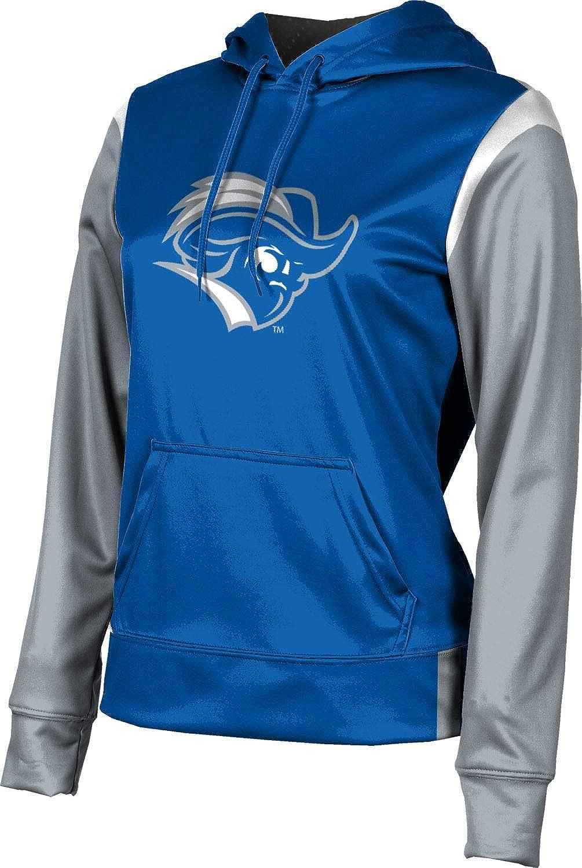 ProSphere Christopher Newport University Girls' Pullover Hoodie, School Spirit Sweatshirt (Tailgate)