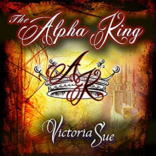 The Alpha King audiobook cover art