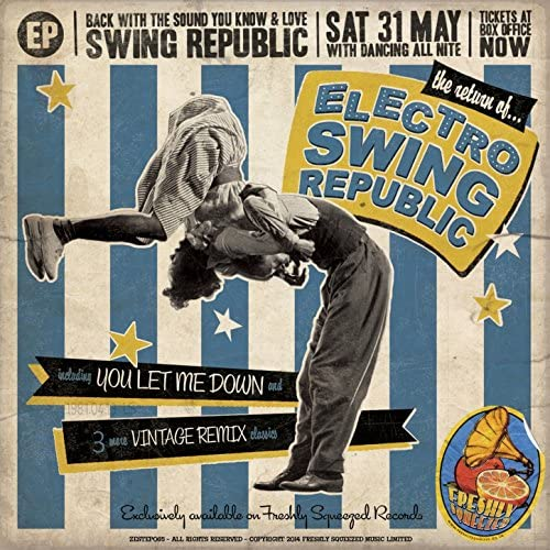 Swing Republic feat. The Boswell Sisters, Billie Holiday, Blind Willie McTell & The Mills Brothers