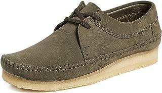 Men's Weaver Suede Shoes