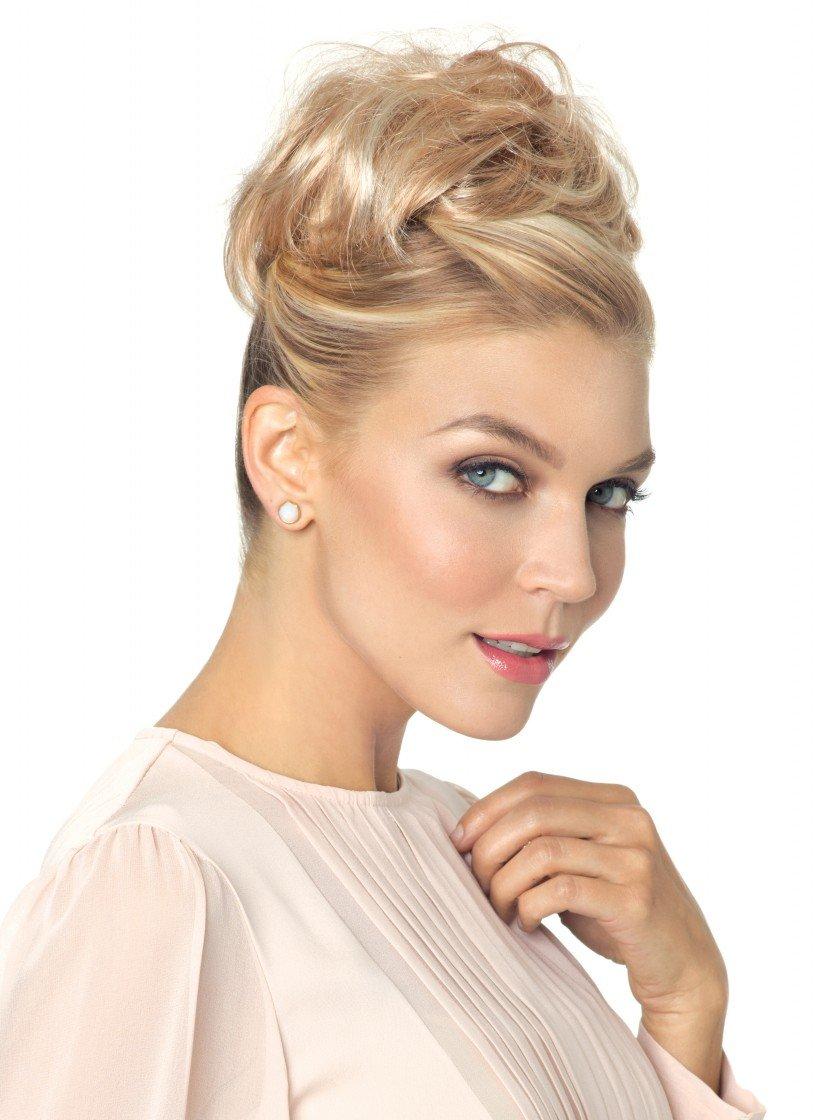 overseas Revlon Hair Ballerina Brown Bun Dark Branded goods