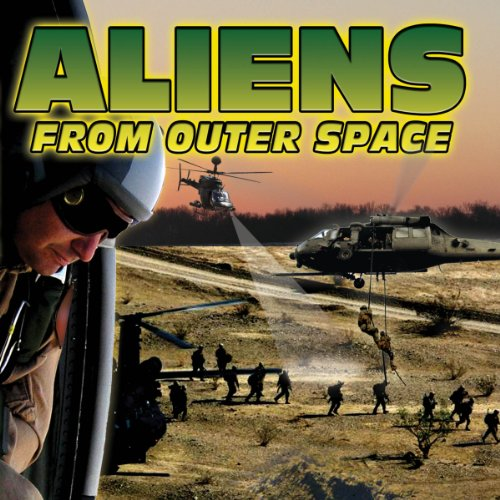 Aliens from Outer Space audiobook cover art