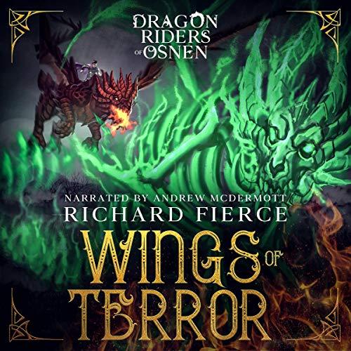 Wings of Terror Audiobook By Richard Fierce cover art