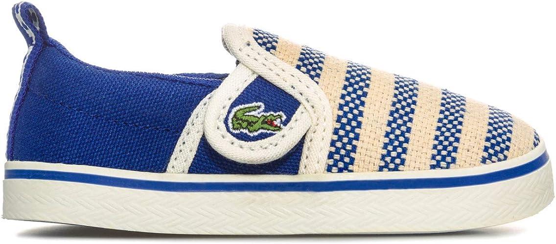 Lacoste - Scarpe da ginnastica da bambino, colore: Blu, Blu (blu ...
