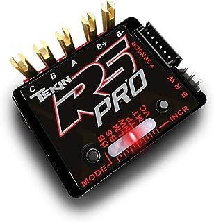 Tekin RS Pro Black Edition BL Sensored/Sensorless ESC, TEKTT1160