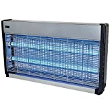 Powerpreise24 Lichtfalle 4000 Volt 2 x 20 Watt extra stark