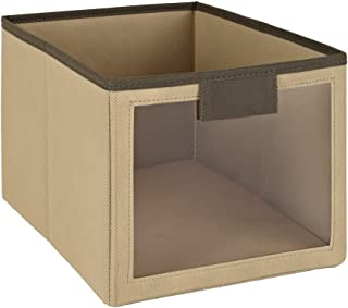 Best closetmaid fabric bin with window Reviews