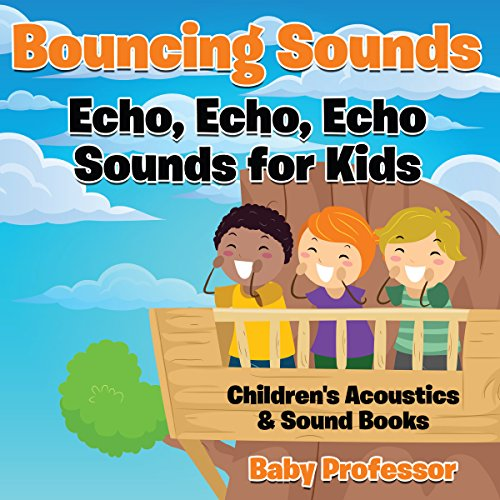 Bouncing Sounds audiobook cover art