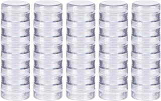 Best clear stackable bead containers Reviews