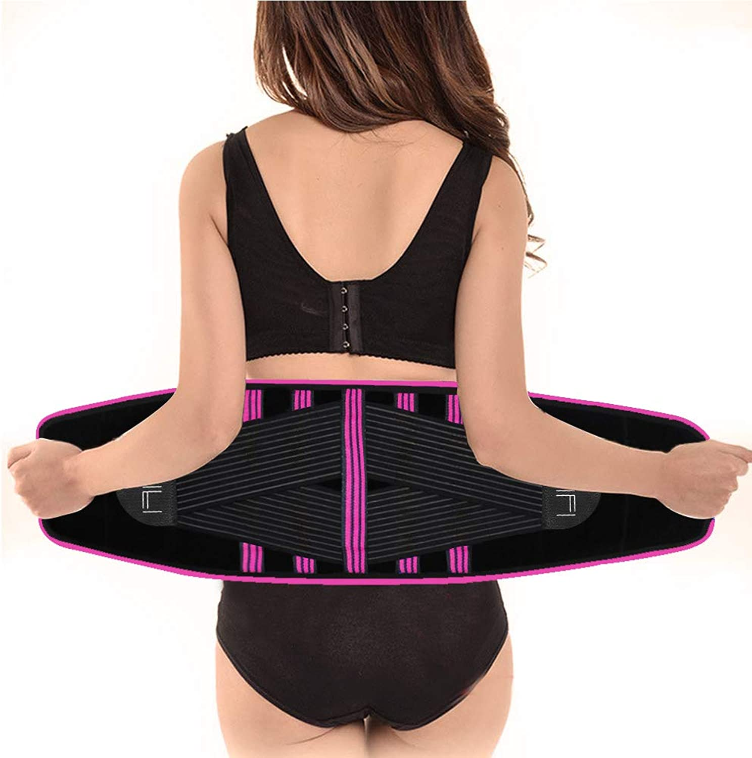 JITIFI Waist Trainer Corset Weight Loss Sport Slimming Body Shaper Long Torso