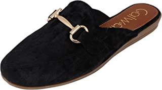 Catwalk Black Mules