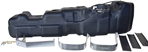 TITAn Fuel Tanks 70030213 for the 2013-2017 Dodge RAM Mega Cab, 51 gal