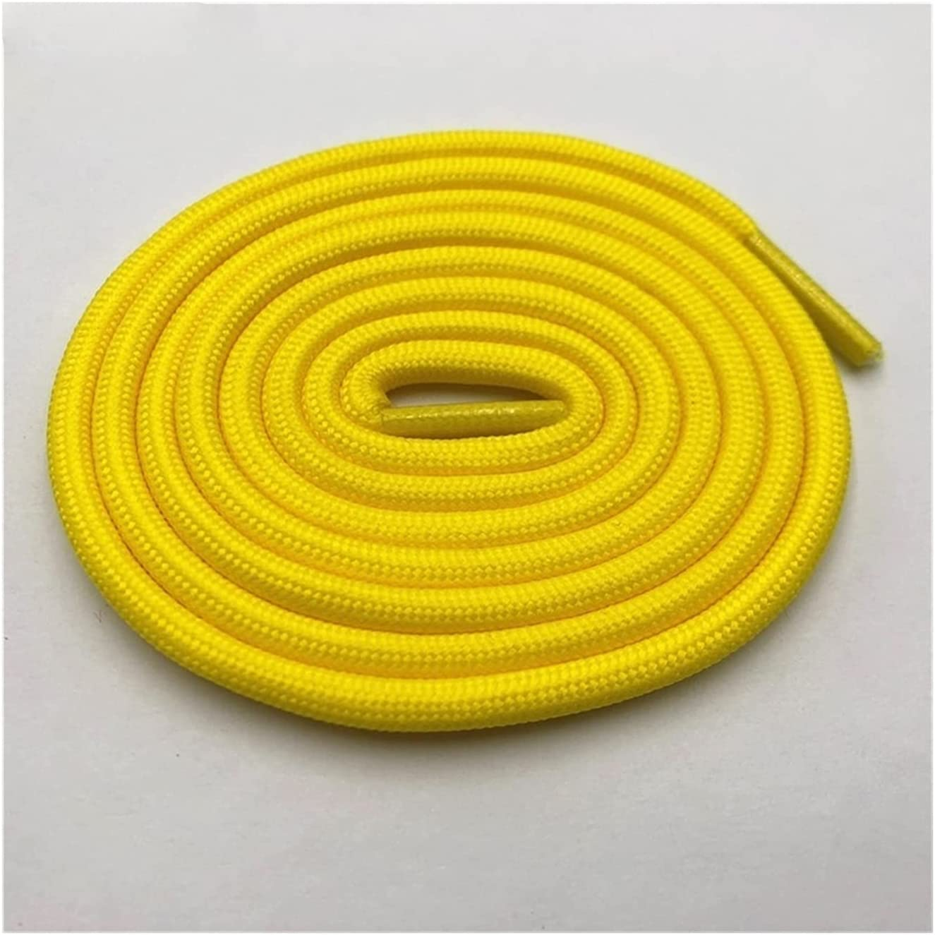 MLKCL Round Max 86% OFF Sports Inventory cleanup selling sale Shoelace Hiking : Color Yellow 2712