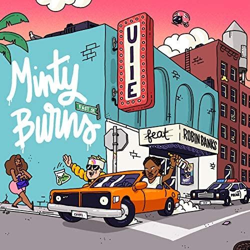 Minty Burns feat. Robin Banks