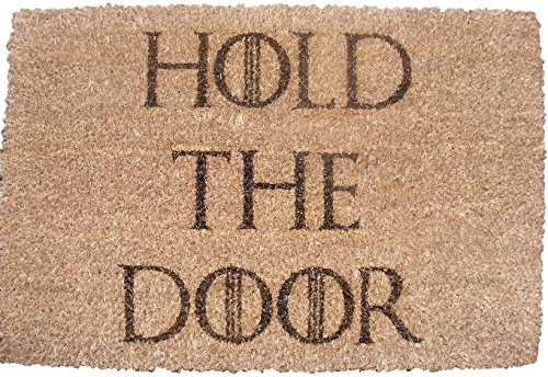 Hold the Door Juego de Tronos inspirado 60 x 40 cm...