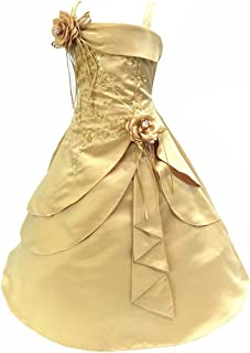 Mädchen Kleider hunpta@ Mädchen Kleid,Kleinkind Baby mädchen Kinder Blumen Cheongsam floral Party Prinzessin Kleider