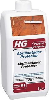 comprar comparacion HG 200100130 - Abrillantador Protector para parquet (envase de 1 L)