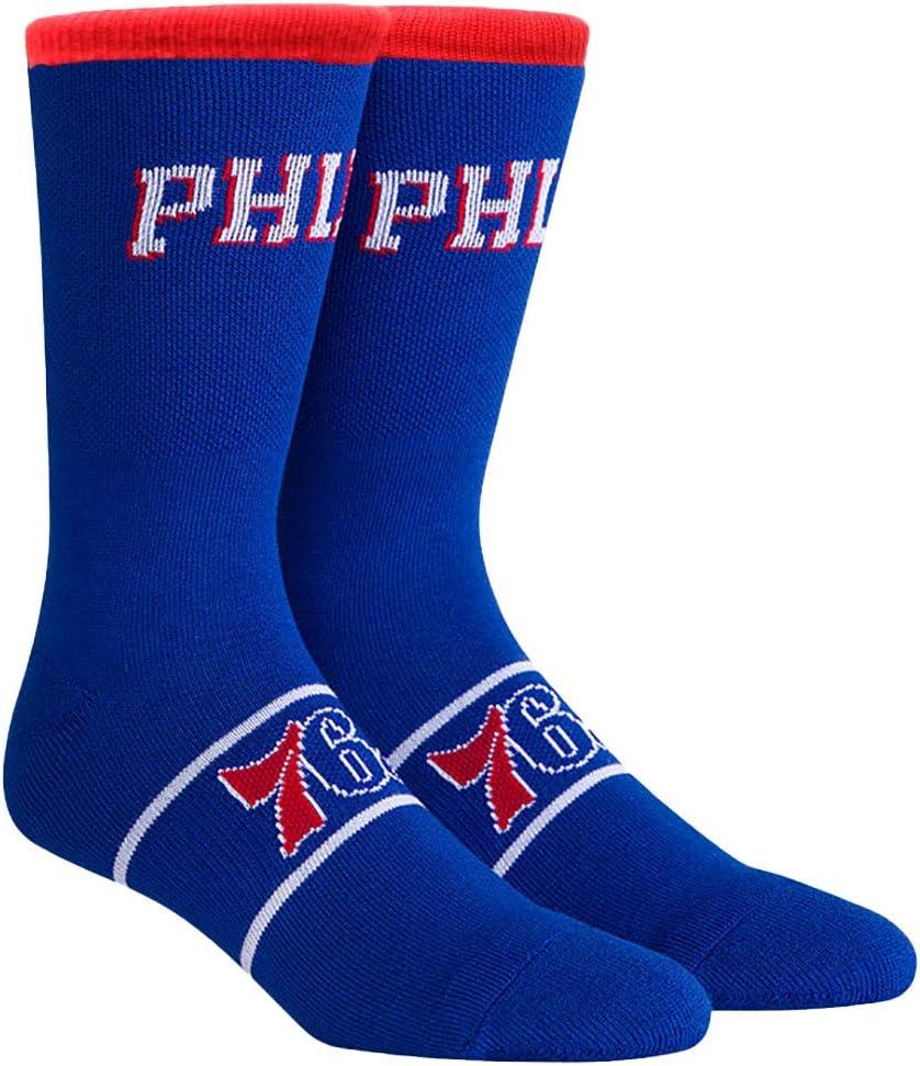 PKWY NBA mens Uniform Crew Socks