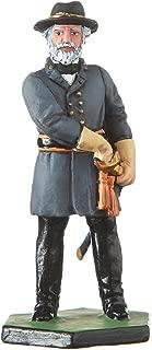 danila-souvenirs Tin Toy Soldier US Civil war Confederates General Robert Lee Hand Painted Metal Sculpture Miniature Figurine 54mm #CW07