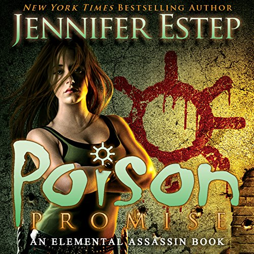 Poison Promise audiobook cover art