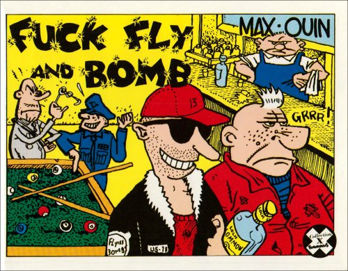 Fuck, fly and bomb, numéro 31