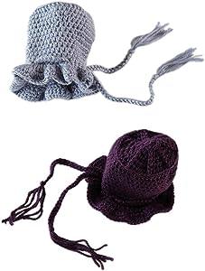 Door Knob Cover - Toddler/Child Deterrent - Door Cozy - Crochet Door Knob Cover - Home Decor (2 Pack)
