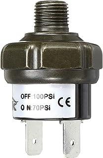 YONGYAO Npt1/8 inch Air Valve compressor tank drukregelschakelaar 70 90 100 120 150 180 psi 12 V -10