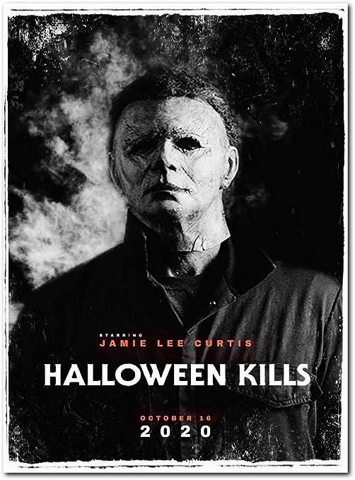 Amazon.com: Halloween Kills Movie Poster (24 x 36 inch / 61 x 91 cm)  unframed, Display Ready Photo Print: Posters & Prints