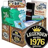 Legenden 1976 - Geschenkpaket Pflege DDR - Geschenk für den Herren