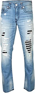 Men's Geno Super T Relaxed Slim Jeans