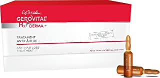 Gerovital H3 Derma+ Anti-hair Loss Treatment 1 Box with 12 Ampules of 10 ml