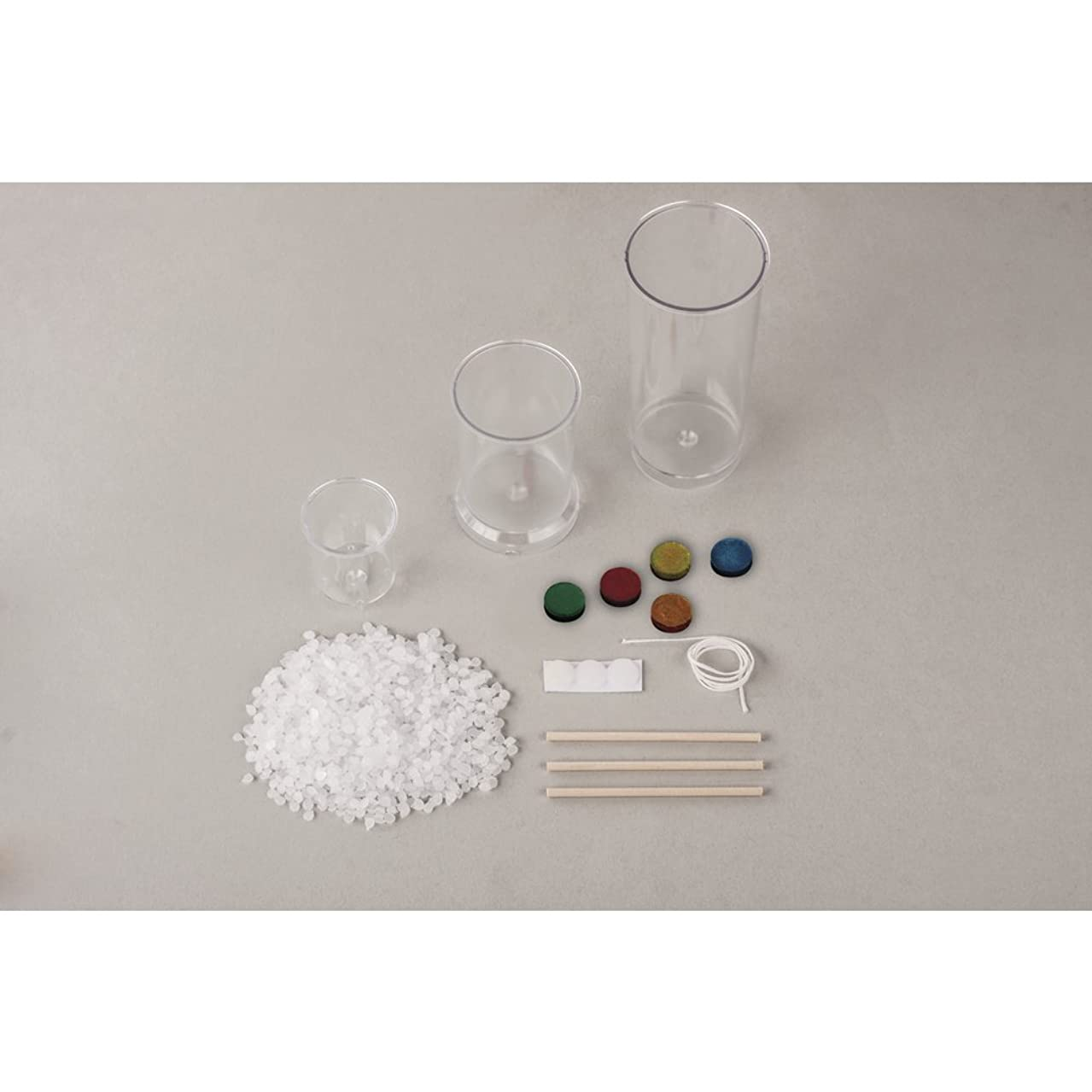 RAYHER HOBBY Cast Round CK Starter Kit, Wax, Multi-Colour, 23 x 23 x 11 cm