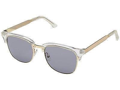 Spy Optic Stout (Clear Gold/Jade) Fashion Sunglasses
