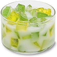 Primal Elements Color Bowl Soy Blend Candle, Citrus Melonmint