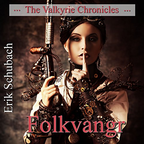 Folkvangr: The Valkyrie Chronicles, Book 3 cover art