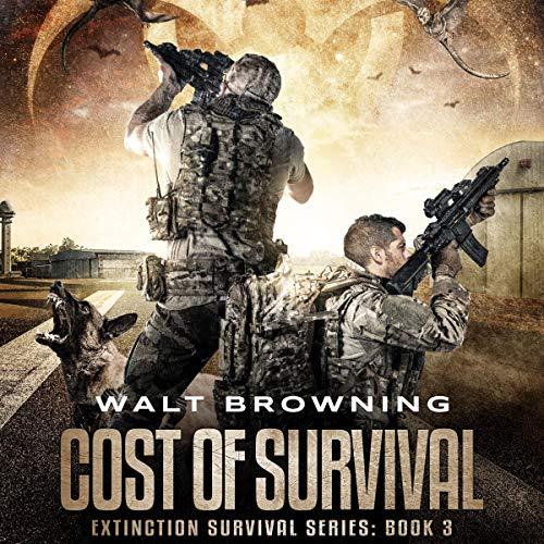 Cost of Survival Audiobook By Walt Browning cover art