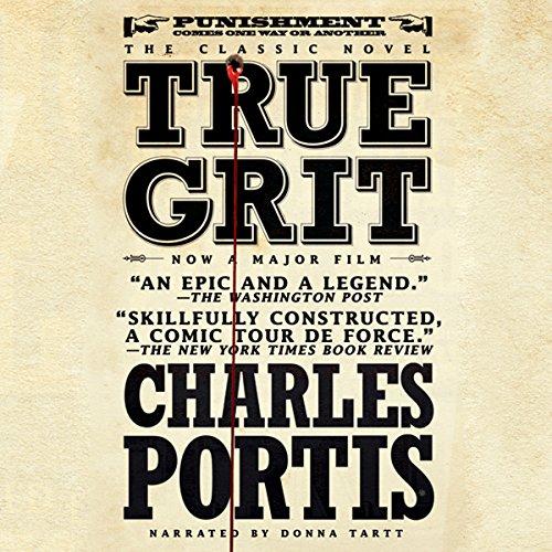Charles Portis  True Grit