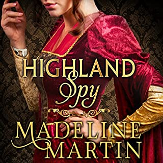 Highland Spy audiobook cover art
