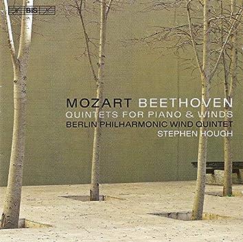 Mozart / Beethoven: Piano Quintets