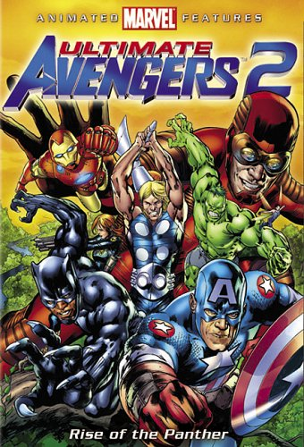 Ultimate Avengers 2 (Rise of the Panther)