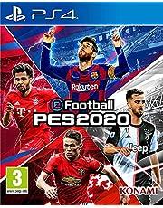 Konami JEU konsol PES 2020 PS4
