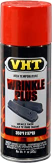 VHT SP204 Wrinkle Plus Coating Red Can - 11 oz.