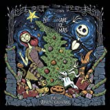 Disney Tim Burton's The Nightmare Before Christmas Pop-Up Book and Advent Calendar