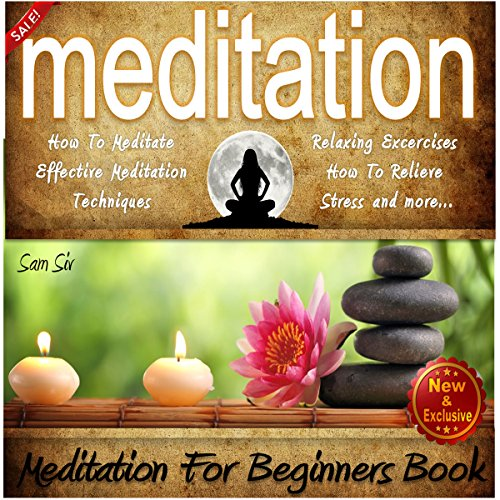 Meditation: Meditation Handbook Guide audiobook cover art
