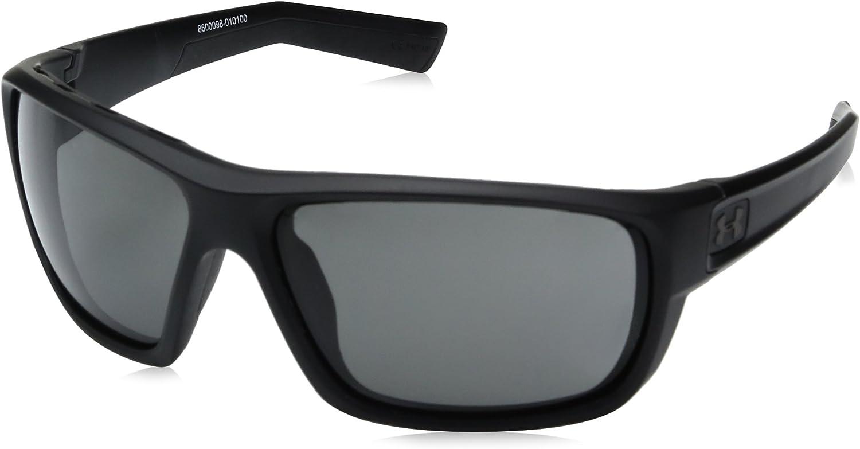 Under Armour Men's Launch Round Sunglasses