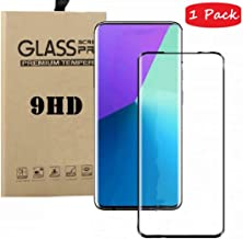 FanTing for Samsung Galaxy A01 Screen Protector,[9H Hardness,Full Coverage,No bubbles and fingerprint],Scratch-resistant high-quality tempered glass film for Samsung Galaxy A01-Black(1 Pack)