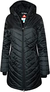 Columbia Women's Morning Light II Omni Heat Long Jacket...