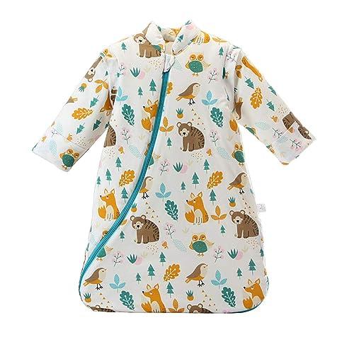 34e1f32dca62 Baby Winter Sleeping Bag Kids Sleeping Bag 3.5 Tog Organic Cotton Sleeping  Bag Various Sizes from